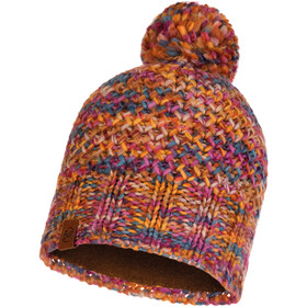 Buff Lifestyle Knitted and Polar Fleece Hat margo multi